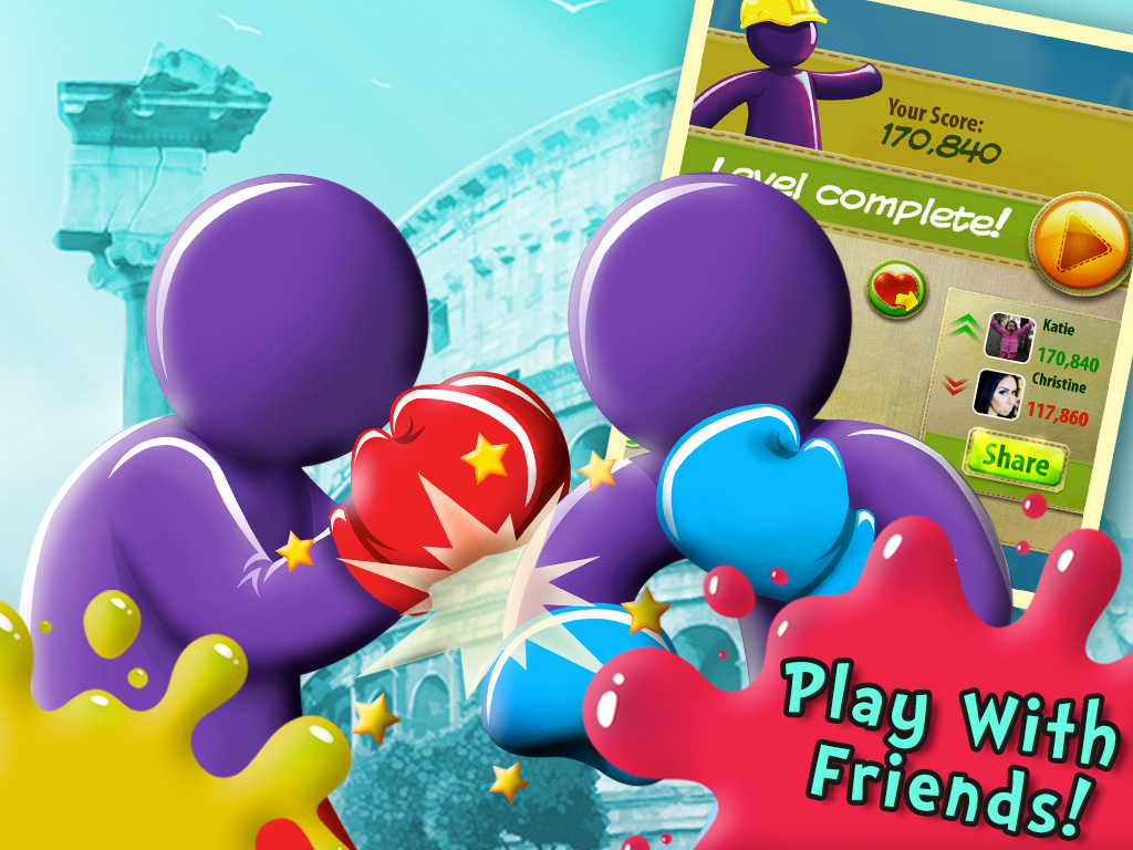 Match candies and travel wherever and whenever you want for Gummy drop big fish games