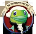 GWFelix_President