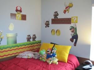 parker's mario room 007
