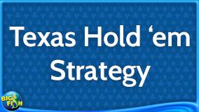 texas hold em tactics