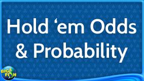 Learn holdem odds