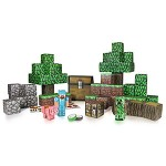1382_minecraft_papercraft_sets_overworld