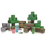 1382_minecraft_papercraft_sets_overworld