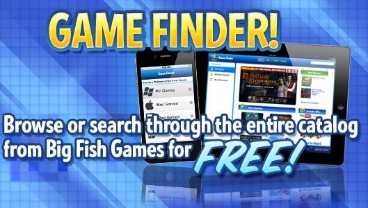 Iphone and ipad games help faq big fish blog for Jackpot city big fish
