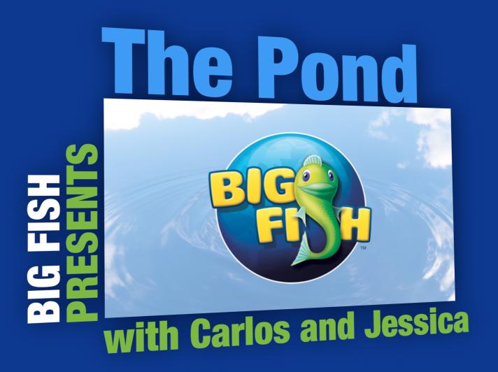 Nintendo big fish blog for Big fish online free