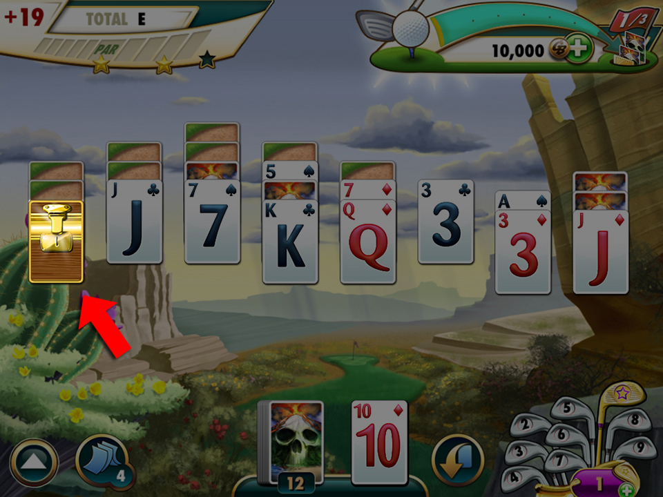 Fairway solitaire faqs and help big fish blog for Fairway solitaire big fish games