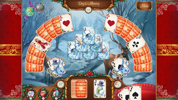 Three sweet solitaire games for pc big fish blog for Big fish solitaire games