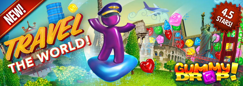 The gummy drop 2 0 update is here big fish blog for Big fish games facebook