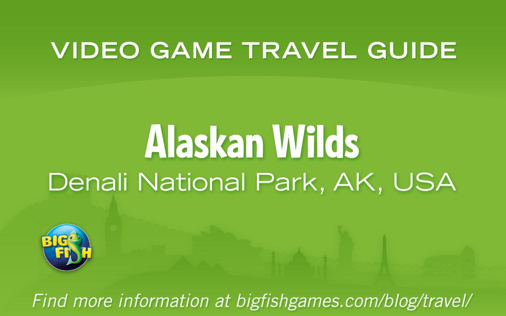 Video game travel guide big fish blog