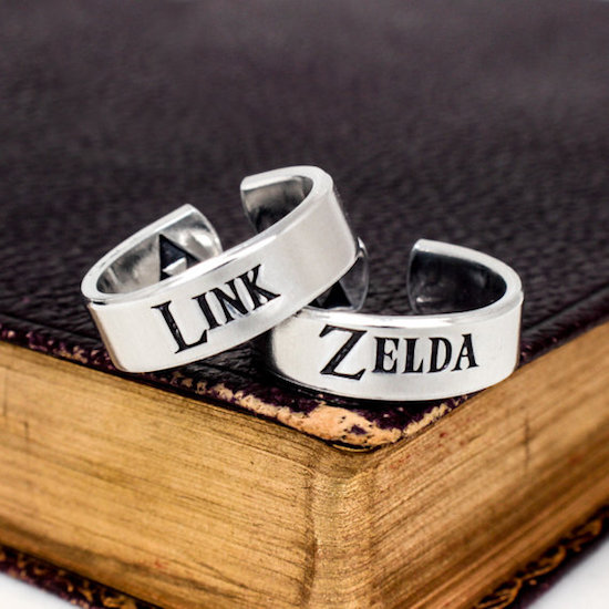 valentines-day-gifts-link-zelda-rings