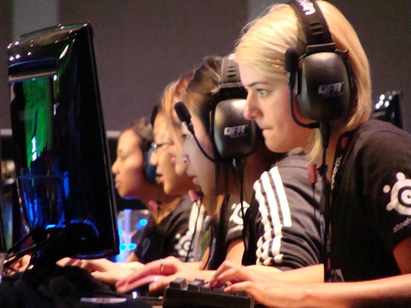 Female gamers
