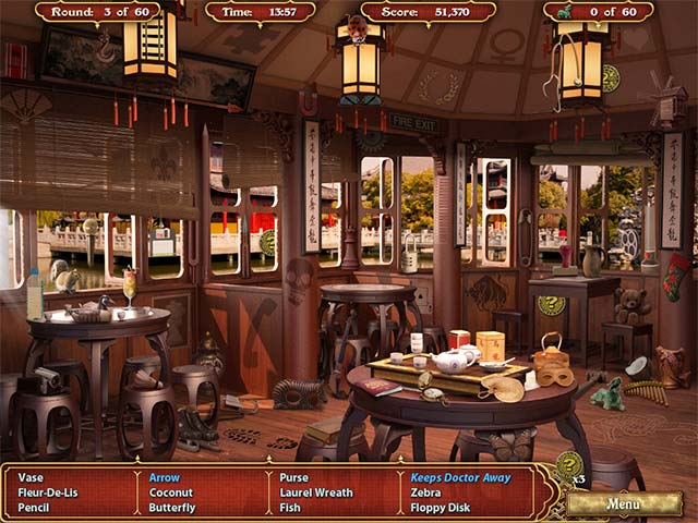 Shanghai china big fish travel for Big fish hidden object games free