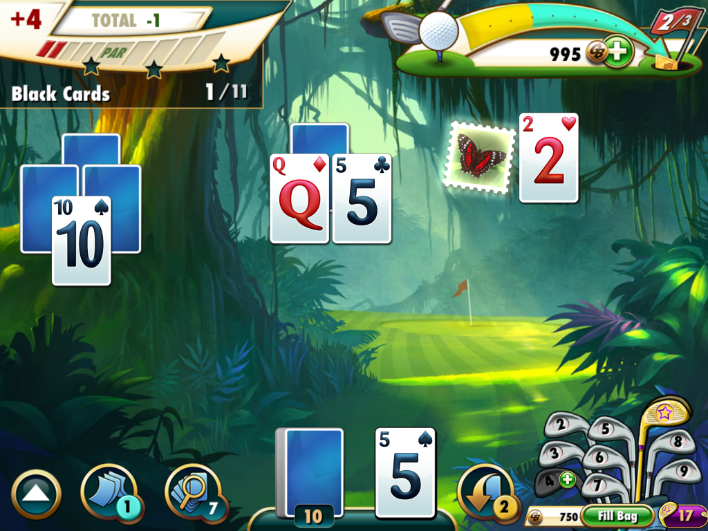 Digital stamp collecting comes to fairway solitaire big fish blog
