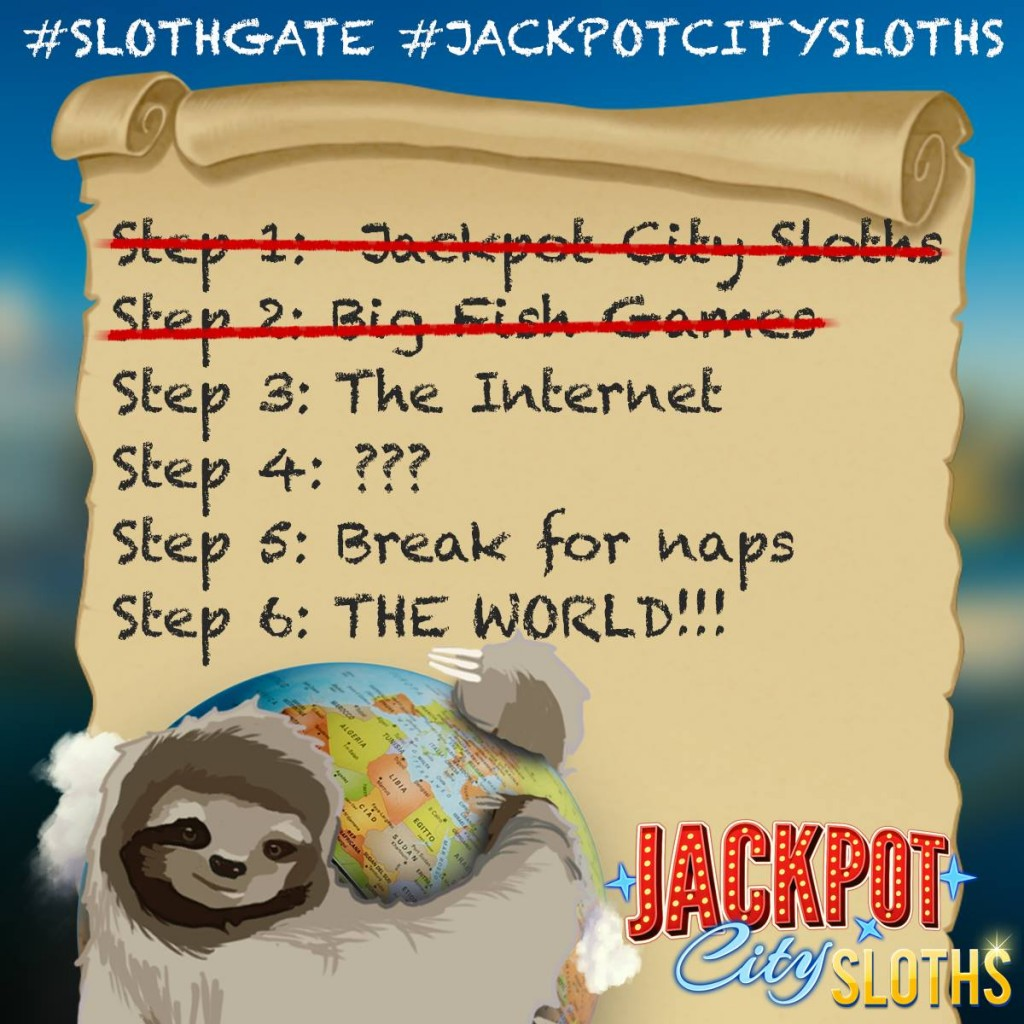 The best april fools day jokes on the internet 2017 big for Jackpot city big fish