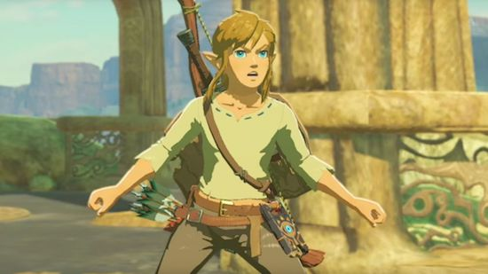Zelda: Breath of the Wild is an open-world game for the rest of us